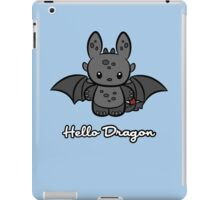 Hello Dragon iPad Case/Skin