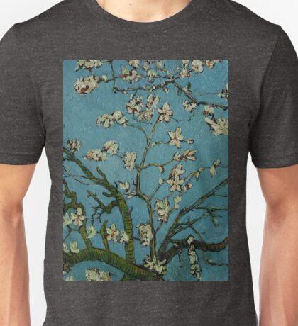 Van Gogh- Almond Blossoms Unisex T-Shirt