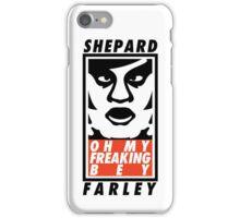 Shepard Farley iPhone Case/Skin