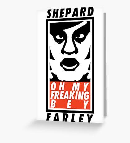 Shepard Farley Greeting Card