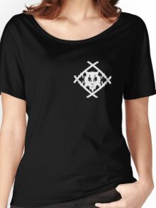 XAVIER WULF HOLLOW SQUAD Women's Relaxed Fit T-Shirt