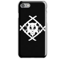 XAVIER WULF HOLLOW SQUAD iPhone Case/Skin