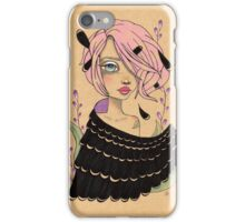 Changeling Girl iPhone Case/Skin