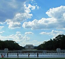 A Late Afternoon In Washington by Cora Wandel
