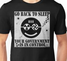 Go Back To Sleep - 2014 Unisex T-Shirt