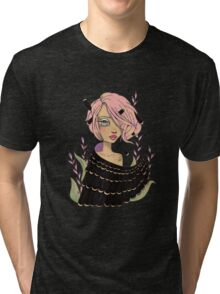 Changeling Girl Tri-blend T-Shirt