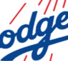 dodgers Sticker