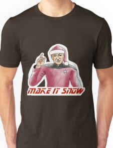 Make It Snow Unisex T-Shirt