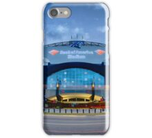 panthers stadium iPhone Case/Skin