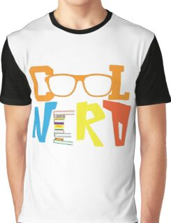 Cool Nerd Graphic T-Shirt