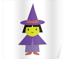 Adorable Witch Poster
