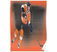 The Philadelphia Flyers Poster