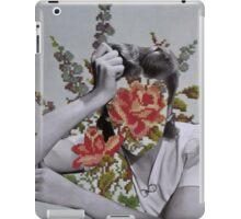 Needlepoint  iPad Case/Skin