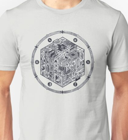 The Folly of Time and Space, Explained Unisex T-Shirt