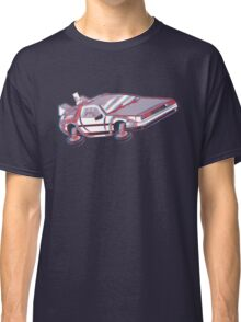 3-Delorean Classic T-Shirt
