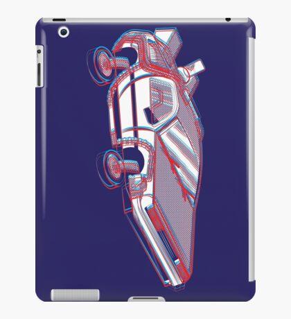 3-Delorean iPad Case/Skin