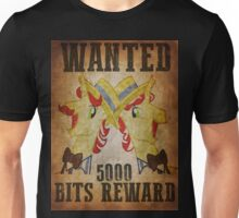 Wanted: The Flim Flam Brothers Unisex T-Shirt