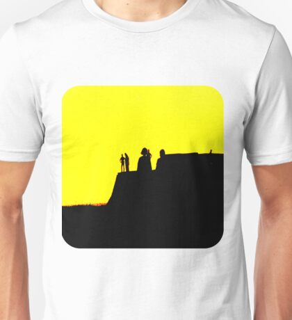 The Sun Goes Down at the Fort  Unisex T-Shirt
