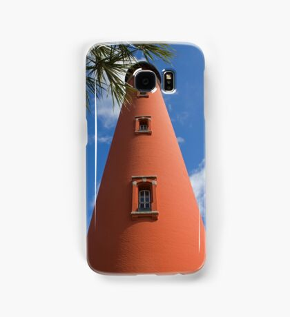 Ponce de Leon inlet Lighthouse Samsung Galaxy Case/Skin