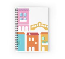 Italia houses : New arrival in shop Spiral Notebook