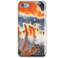 Patina Graphic Shirt 2 iPhone Case/Skin