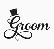 Groom t-shirt by beakraus