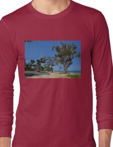 South Mission Beach Long Sleeve T-Shirt