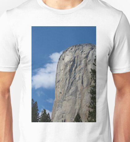 El Capitan Profile Unisex T-Shirt