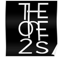 Official One2s Logo  Poster