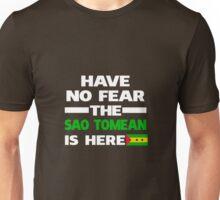 Sao Tomean Here Sao Tome & Principe Pride Unisex T-Shirt