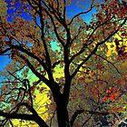 ~An Autumn Tree Dance~ by Terri~Lynn Bealle