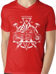 V max Mens V-Neck T-Shirt