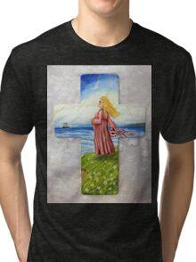 Faith! Tri-blend T-Shirt