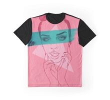 POP by Miss E Graphic T-Shirt