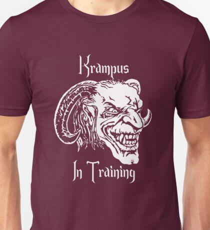 Krampus in Training Unisex T-Shirt
