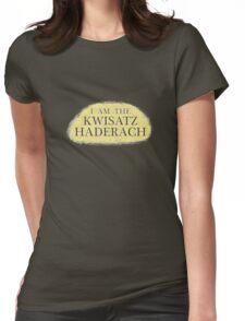 I Am The Kwisatz Haderach Womens Fitted T-Shirt