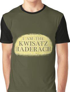 I Am The Kwisatz Haderach Graphic T-Shirt