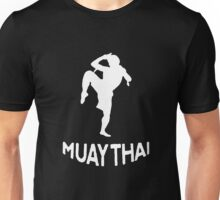 Muay Thai Funny Unisex T-Shirt