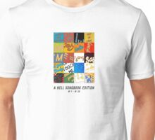 Hell Songbook Edition Complete # 1-20 Unisex T-Shirt