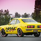 Luke's Mazda RX3 Coupe by HoskingInd