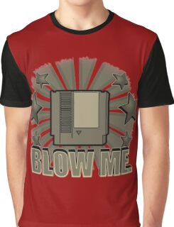blow the cartridge Graphic T-Shirt