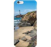 Pigeon Point Lighthouse, California iPhone Case/Skin