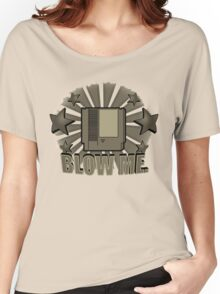 blow the cartridge Women's Relaxed Fit T-Shirt