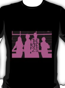 The One2s Silhouette  T-Shirt