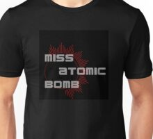 The Killers Miss Atomic Bomb Unisex T-Shirt
