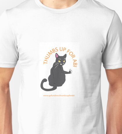 Thumbs Up For Abi Unisex T-Shirt