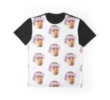 Flower Crown Joe Flacco Graphic T-Shirt