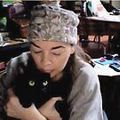 cat as transmitter by evon ski