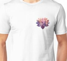 Buddhist Lotus Flower Unisex T-Shirt