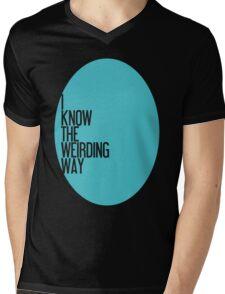 The Weirding Way Mens V-Neck T-Shirt